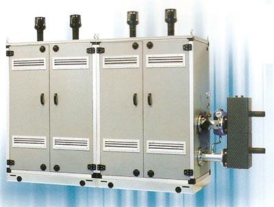 Sistemas modulares de condensación