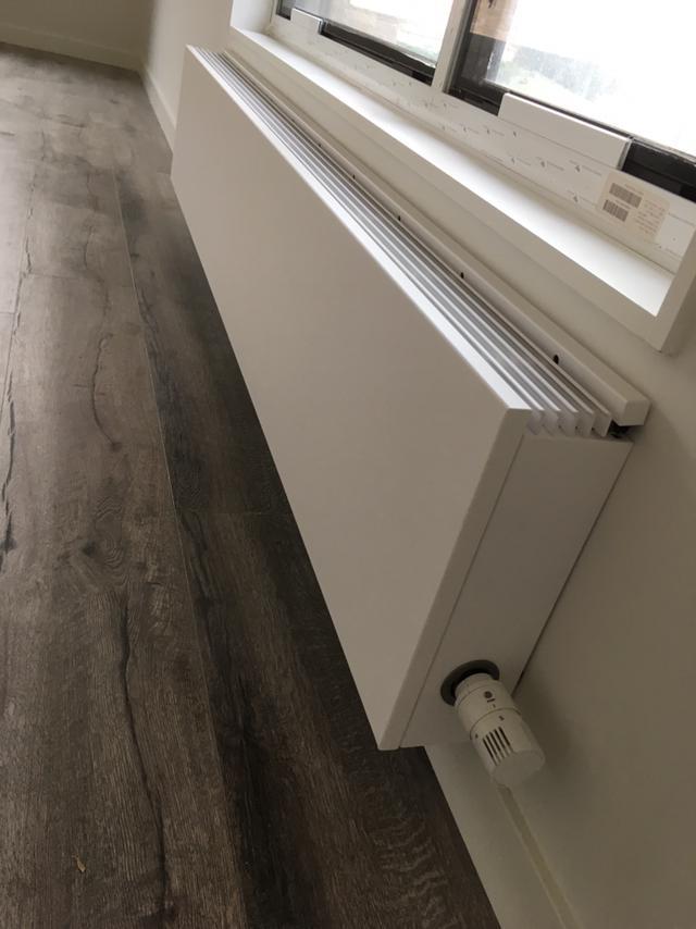 Instalación de radiadores Jaga